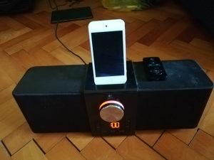 Logitech Sound DockS-00067 Zvucnici +Ipod mp3