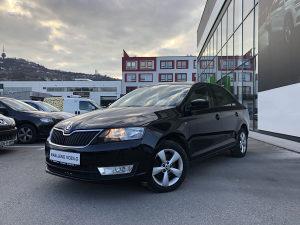 Škoda Rapid 1.6 TDI 2013 Elegance M/T ID :013