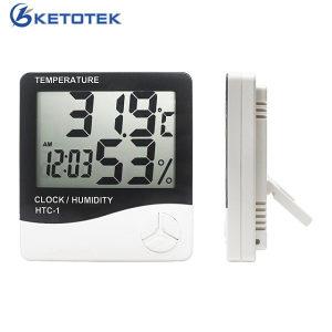 Digitalni sat, termometar, hidrometar, higrometar