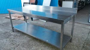 Radni stolovi INOX