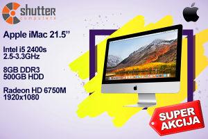 """SUPER AKCIJA - Apple iMac 21.5"""" 21.5 i5 2011god"""