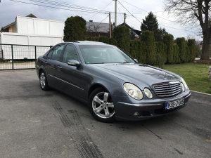 Mercedes e270cdi elegance