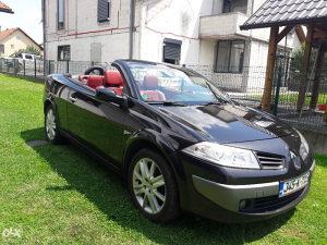 Renault Megane Cabrio 1.9