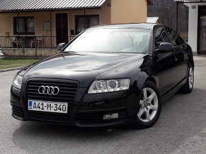Audi A6 2.0TDI 2010 Facelift Full