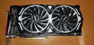 Grafika Nvidia GTX 1070 Armor 8GB Graficka