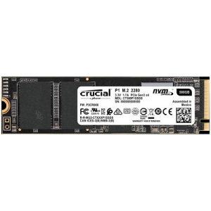 SSD Crucial P1 500GB 3D NAND NVMe PCIe M.2