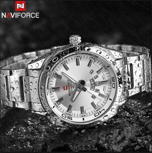 NOVO! NaviForce elegantni muški metalni sat!