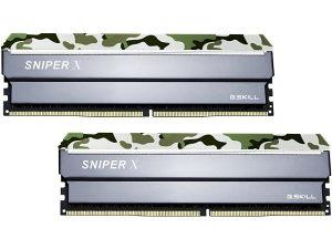 G.SKILL SNIPERX 16GB (2x8) DDR4 3000MHz Novo!!!