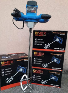 Mixer za ljepilo mikser profesionalni ONEX GERMANY 2800