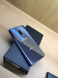 SAMSUNG S9+ s9 plus BLUE garancija