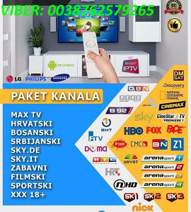 IPTV INTERNET TELEVIZIJA + VIDEOTEKA TEST 48H