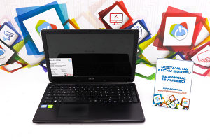 Laptop Acer E1-570G; Core i3; 6GB RAM; SSD; Nvidia
