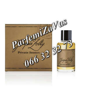 Jacques Zolty Private Session 100ml EDP Original Coll. U 100 ml