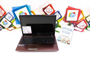 Laptop Asus K53E; Core i7-2670QM; 8GB RAM; SSD; Nvidia