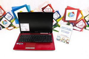 Laptop Asus X53S; Core i5-2410M; 6GB RAM; SSD; Nvidia
