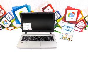 Laptop HP Envy 15; Core i5-4210u; 8GB; SSD; Nvidia