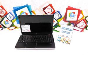 Laptop HP Envy DV6; Core i7-3630QM; 8GB; SSD; Nvidia