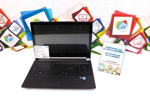 Laptop Lenovo Flex 2; Core i3; 4GB; SSD; Touchscreen