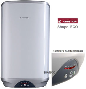 ARISTON BOJLER SHAPE ECO 50l i 80l /četvrtasti/