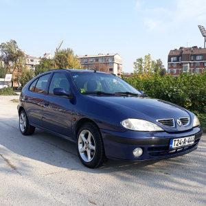 2002 Renault Megane dizel
