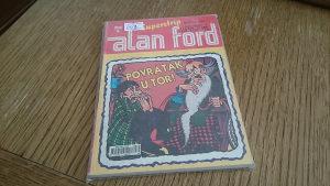 Alan Ford br.6 - Povratak u tor
