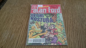 Alan Ford br.39 - Četiri kostura
