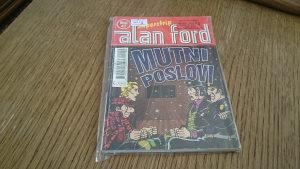 Alan Ford br.47 - Mutni poslovi