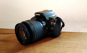 Canon EOS 100D + 18-55mm + 5 BATERIJA + 16GB SD