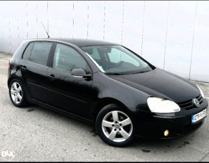 GOLF 5 TDI 1.9 77KW mod.2007 full DVD REGISTROVAN