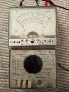 Analogni multimetar C 4325