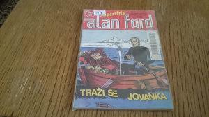 Alan Ford br.61 - Traži se Jovanka