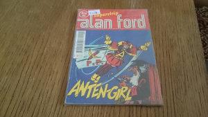 Alan Ford br.62 - Anten-girl