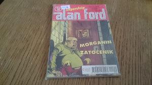 Alan Ford br.66 - Morganin zatocenik