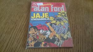 Alan Ford br.77 - Jaje iznenađenja