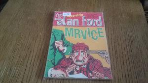 Alan Ford br.83 - Mrvice