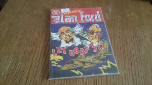 Alan Ford br.89 - Let USAF 317