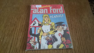 Alan Ford br.91 - Hendikep