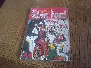 Alan Ford br.106 - Slepacke pesme
