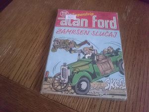 Alan Ford br.113 - Zamrsen slucaj