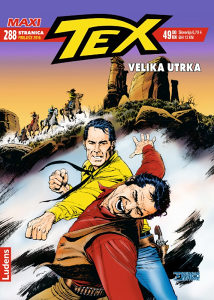 NARUDŽBE: Tex Maxi 22 - Velika utrka (Ludens)