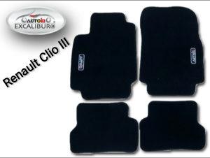 RENAULT CLIO 3 / Patosnice platnene tipske AutoIn