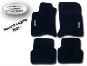 RENAULT LAGUNA 2001- / Patosnice platnene tipske AutoIn