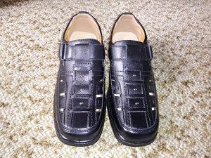 Muške cipele (ljetne) Crne, Broj 41 *NOVO*