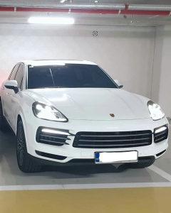Porsche Cayenne 3.0 V6 Novi model