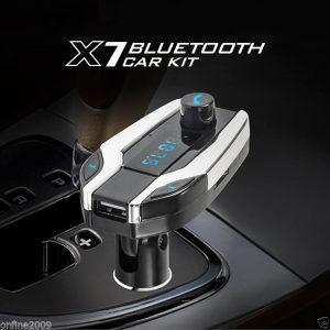 Bluetooth Mp3 za automobil (fm transmitter)