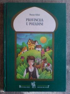 PROVINCIJA U POZADINI - Hasan Kikić