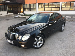 Mercedes-Benz E220 cdi Facelift model 2007