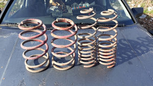 Crvene spirale Golf 2 - 3