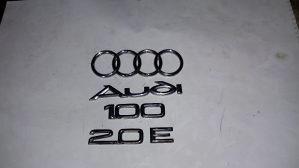 Zmakovi Audi 100 c3