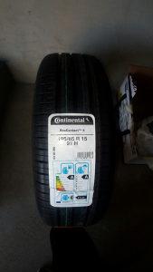 Ljetne gume 195 65 R15 Continental EcoContact 6